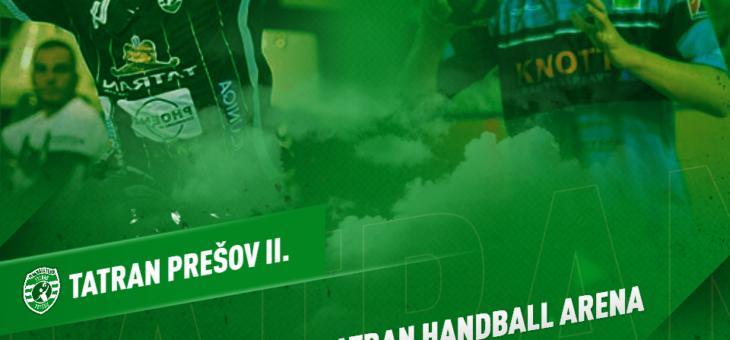 Tatran Prešov II. vs. Slovan Modra