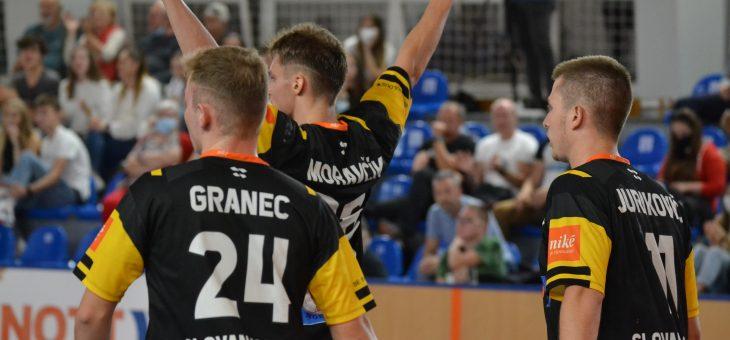 Ohlasy po zápase mužov s Crows Košice